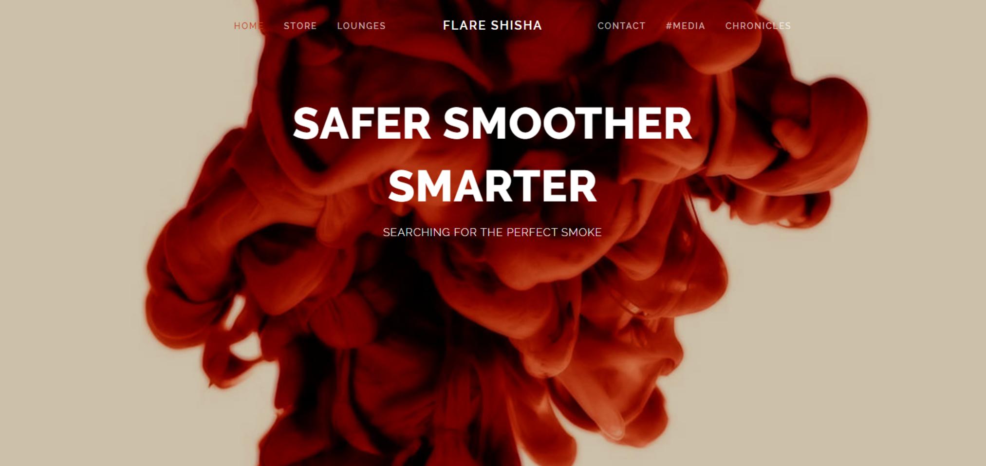 flareshisha.com