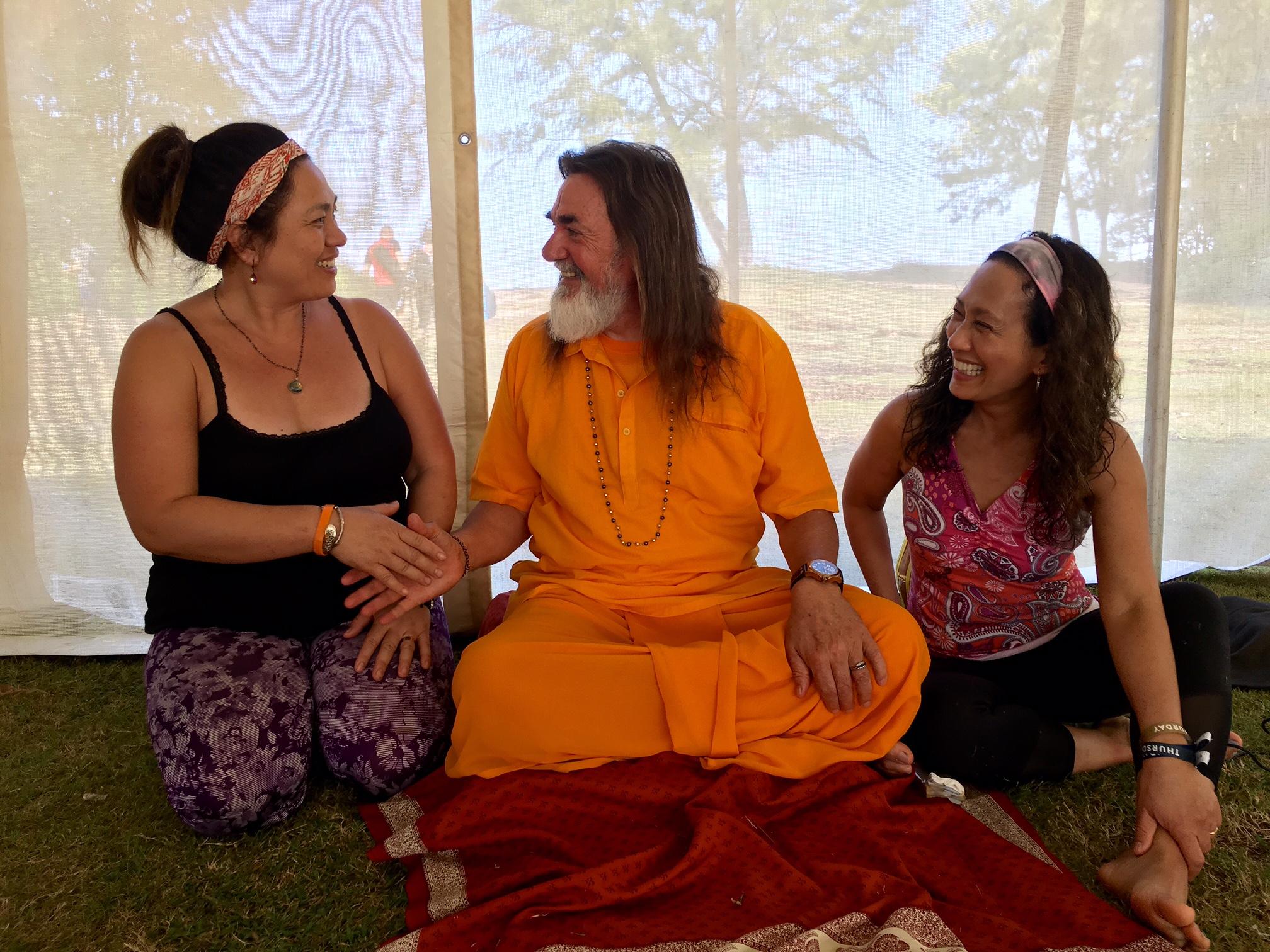 Swami G. Wanderlust, Hawaii
