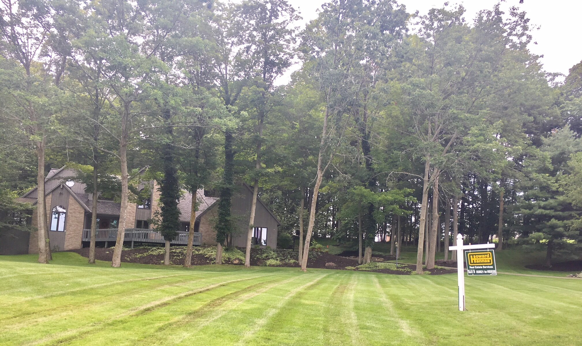 Before: our 4,000 square foot home in Rochester, NY