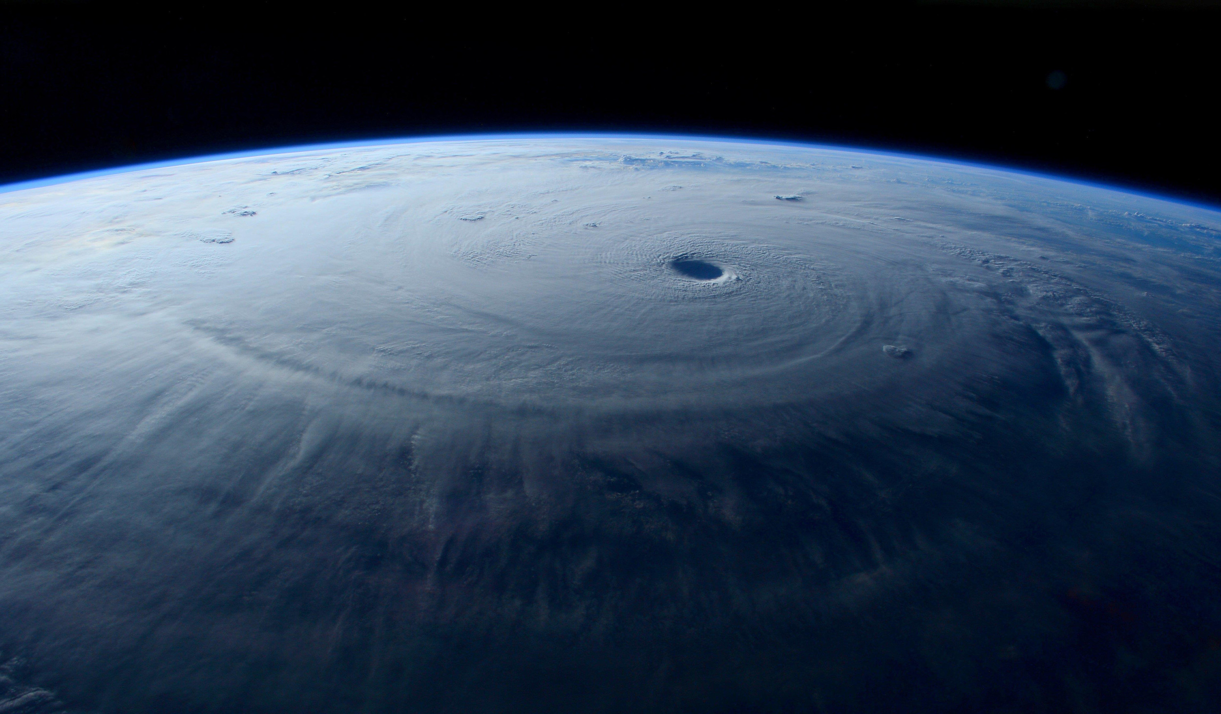 Pacific Typhoon Maysak has been upgraded to a category 5 hurricane.