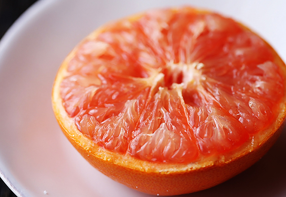 1. Broiled Grapefruit // See recipe  here .