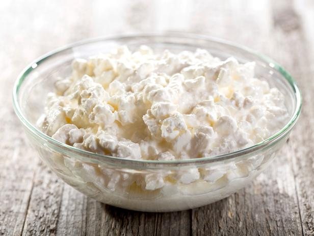 3. Cottage Cheese