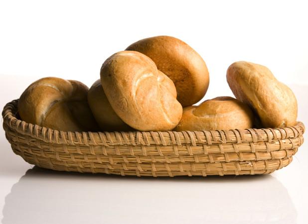 3. Skip the bread basket.
