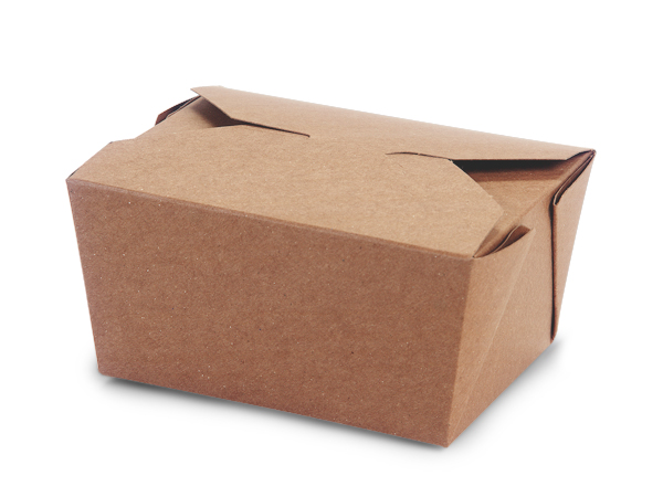 5. Box up half your entree.