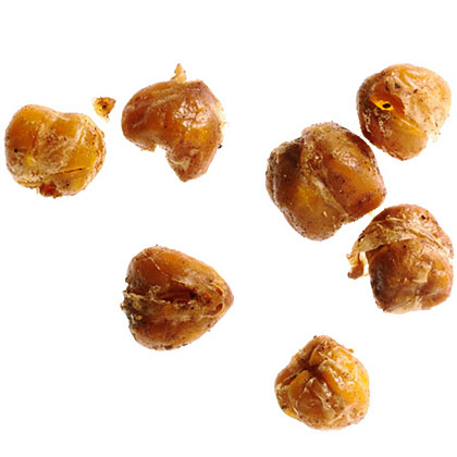 4.  Roasted Chickpeas .  See recipe here .