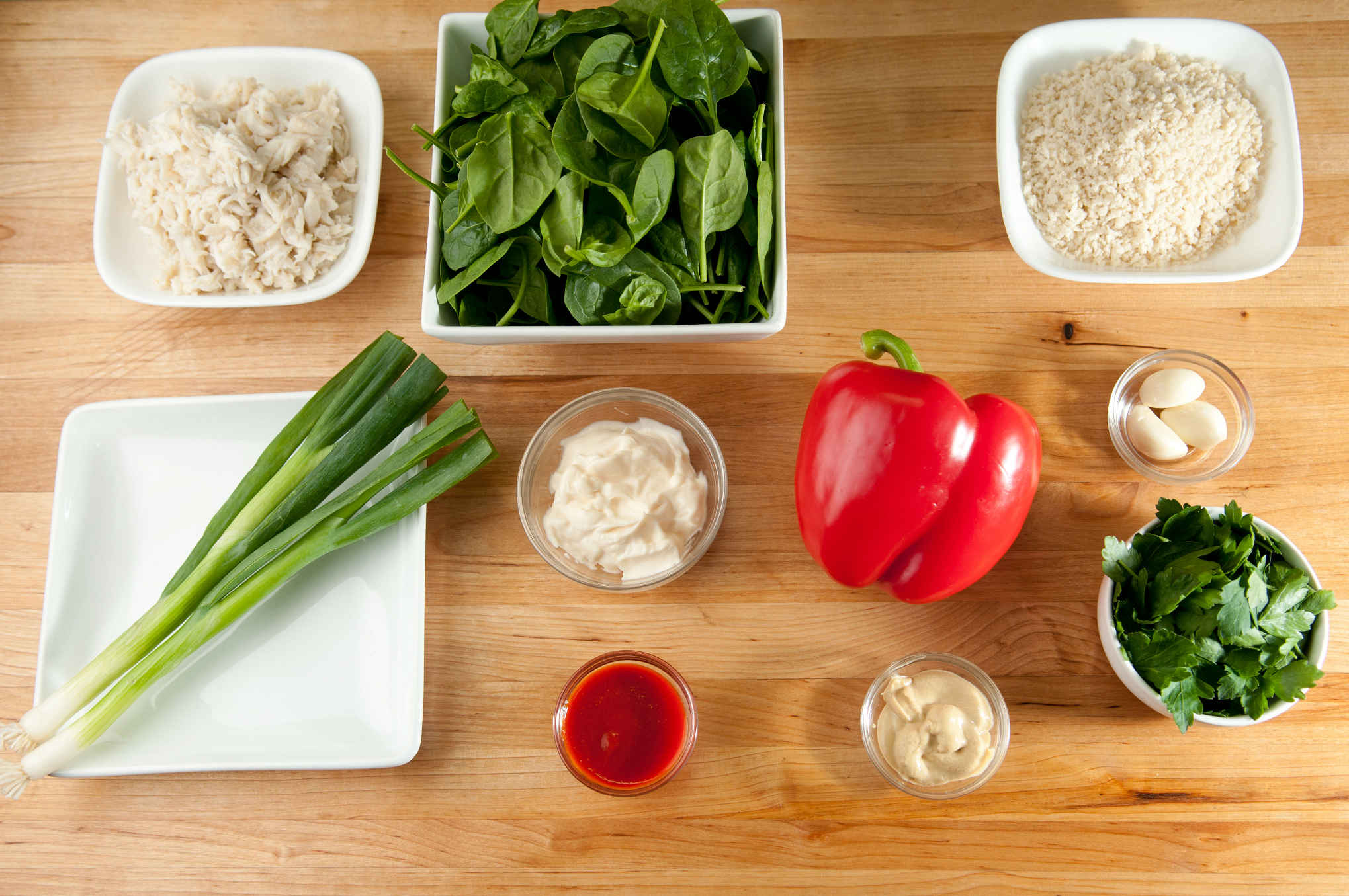 3.  Overlap . Use recipes with ingredients that overlap to maximum efficiency.