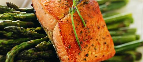 3.  Wild Alaskan Salmon