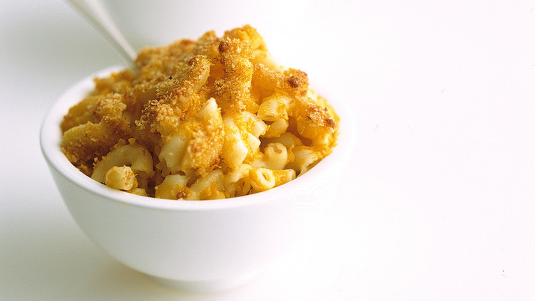 1.  Healthy mac and cheese . See recipe  here .