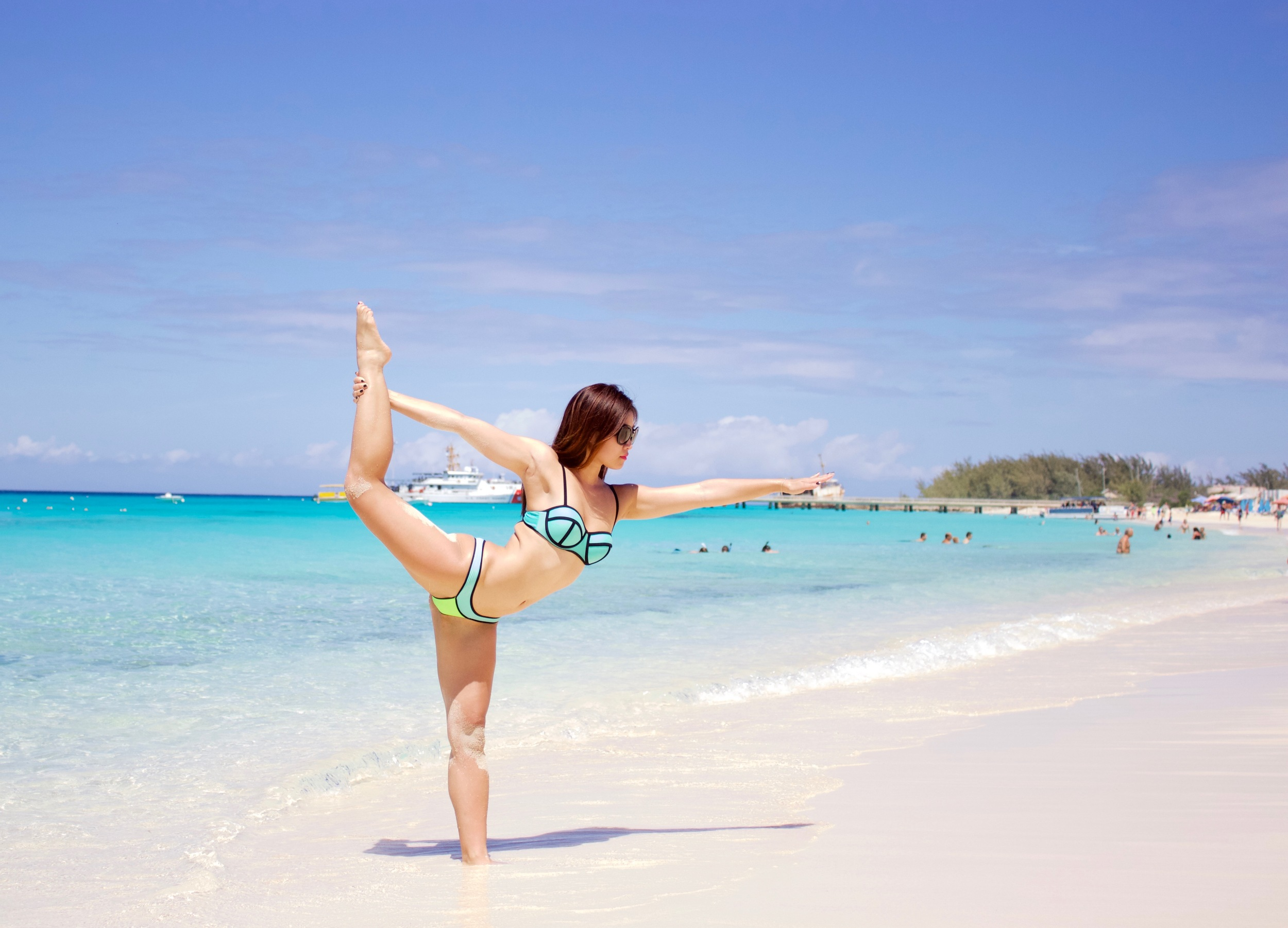 Natarajasana: Dancer's Pose