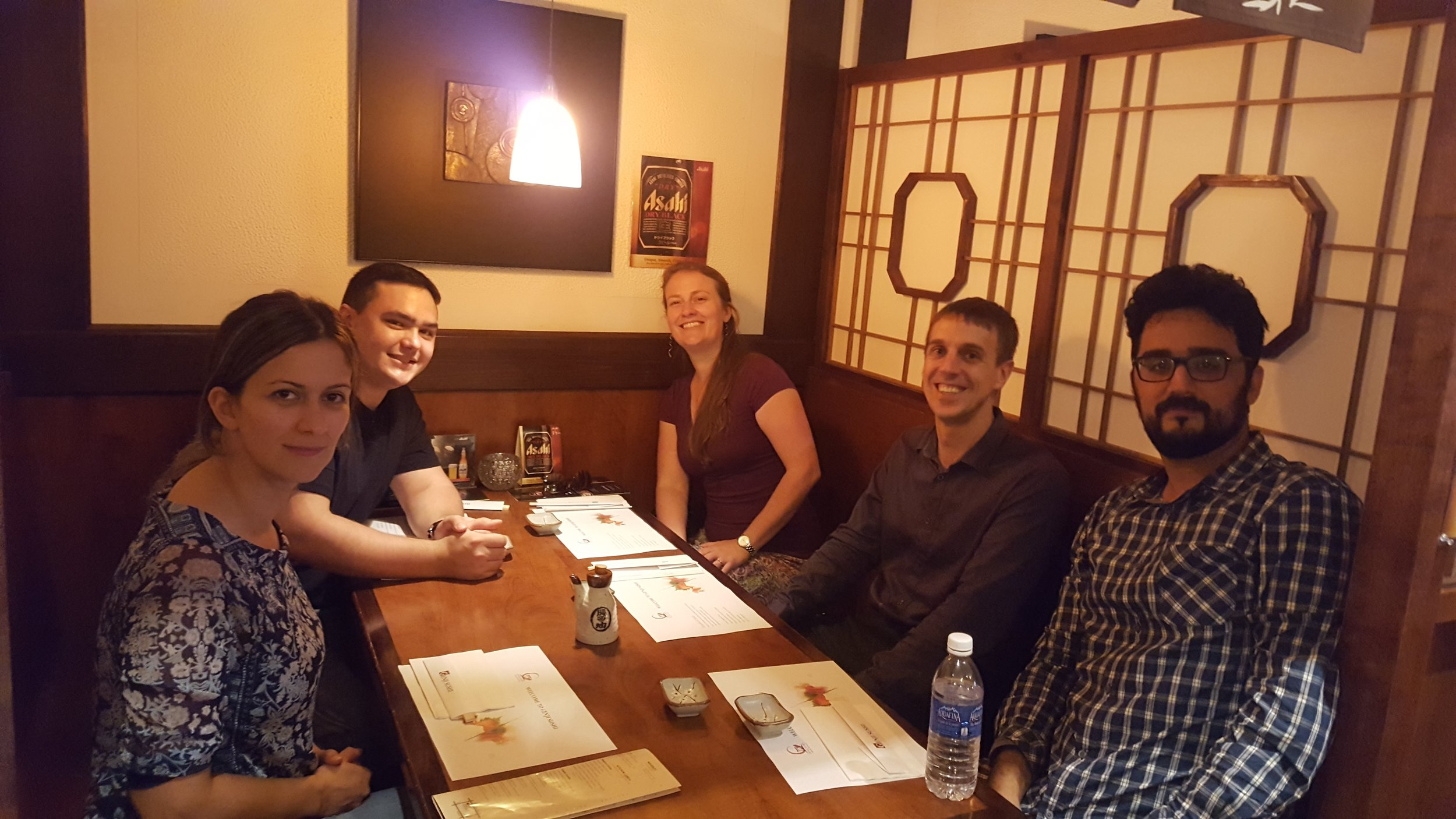 Summer Thesis and TCF Celebration - Sushi - 2018.jpg
