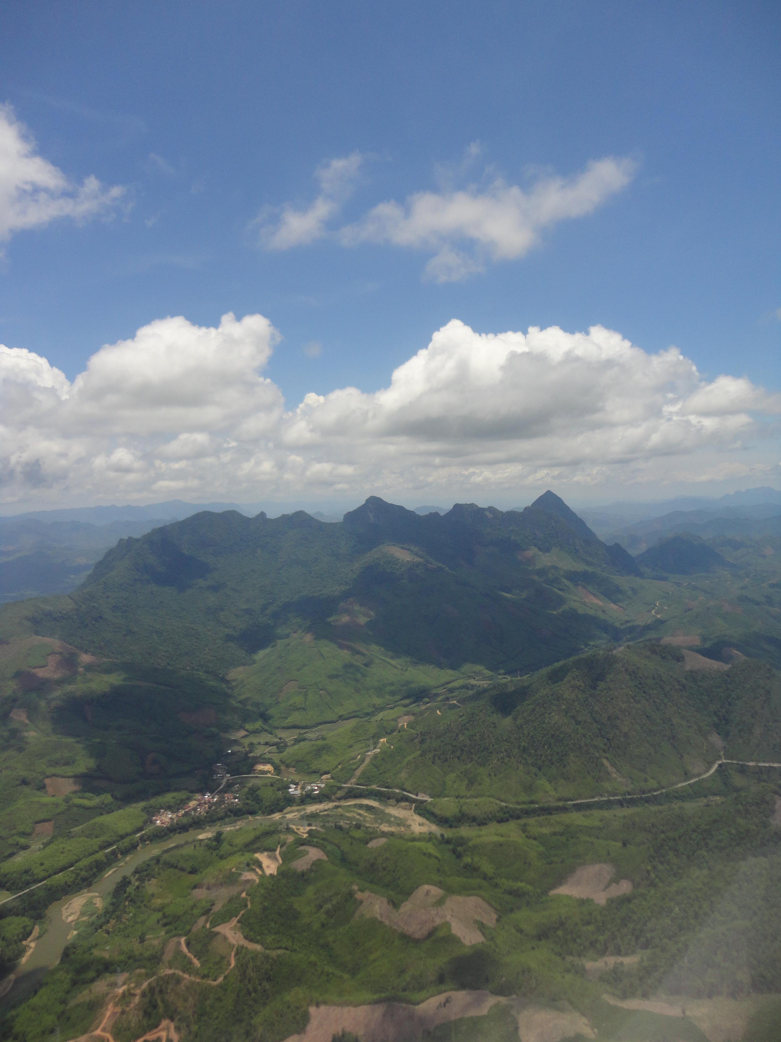 luang-prabang-mountains