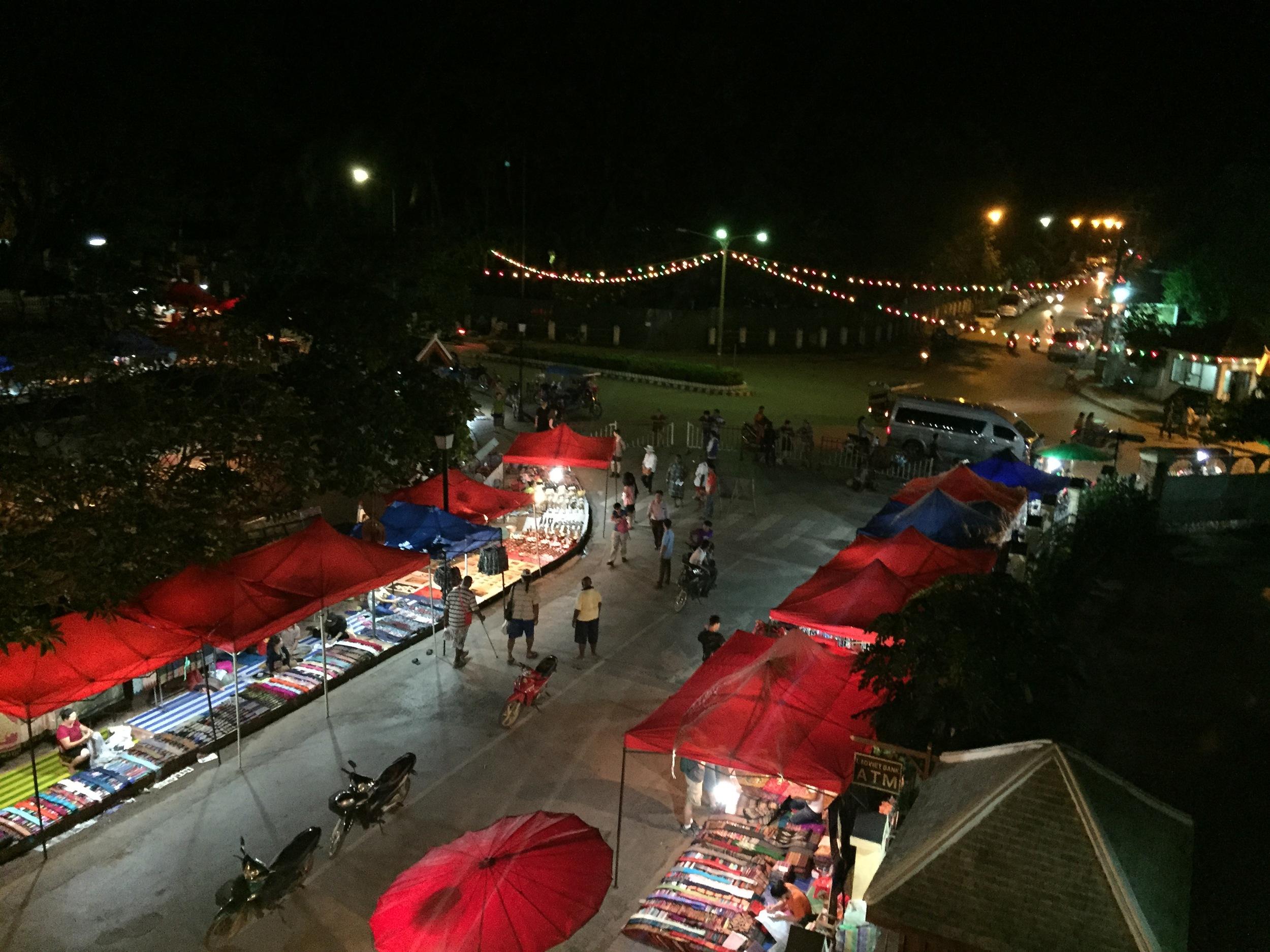 luang-prabang-night-market