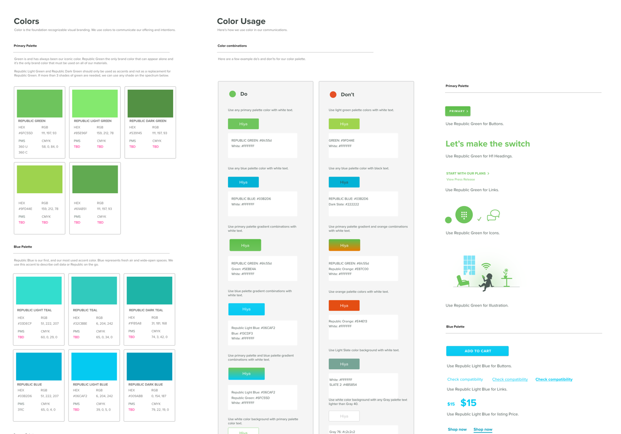 Several iterations of visual styles I iterated in Sketch.