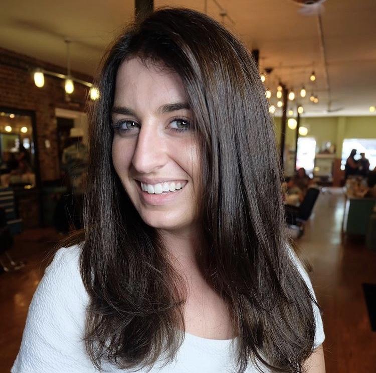 Hair by Hayley ( @hayleys_chair )