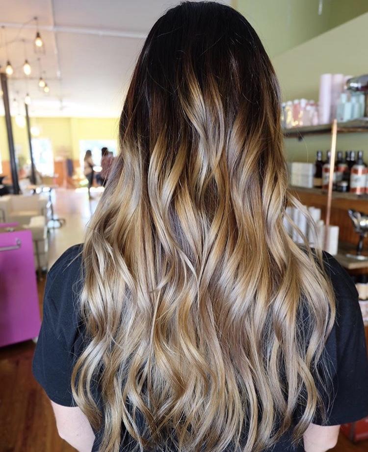 Hair by Mayhem ( @mayhemdoeshair )
