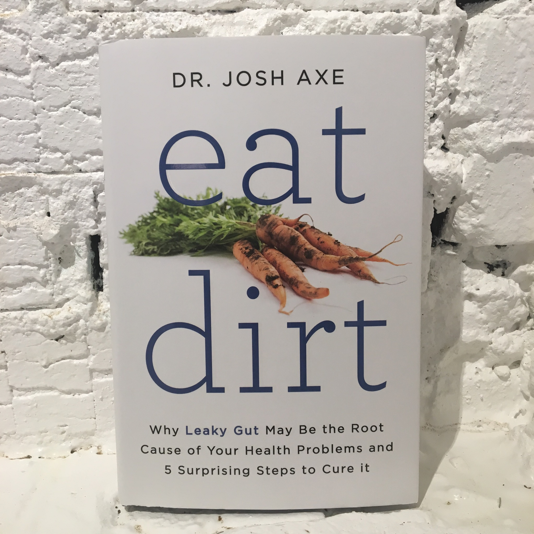 eat dirt healthy gut
