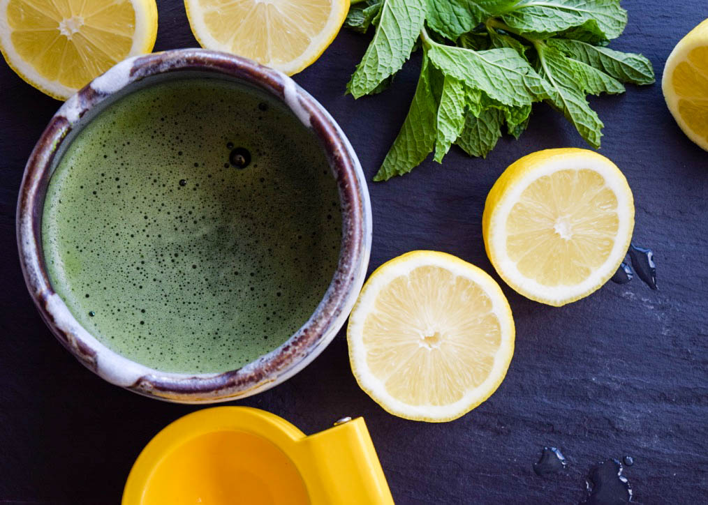 PANATEA MATCHA RECIPE LEMONADE ICED TEA ORGANIC
