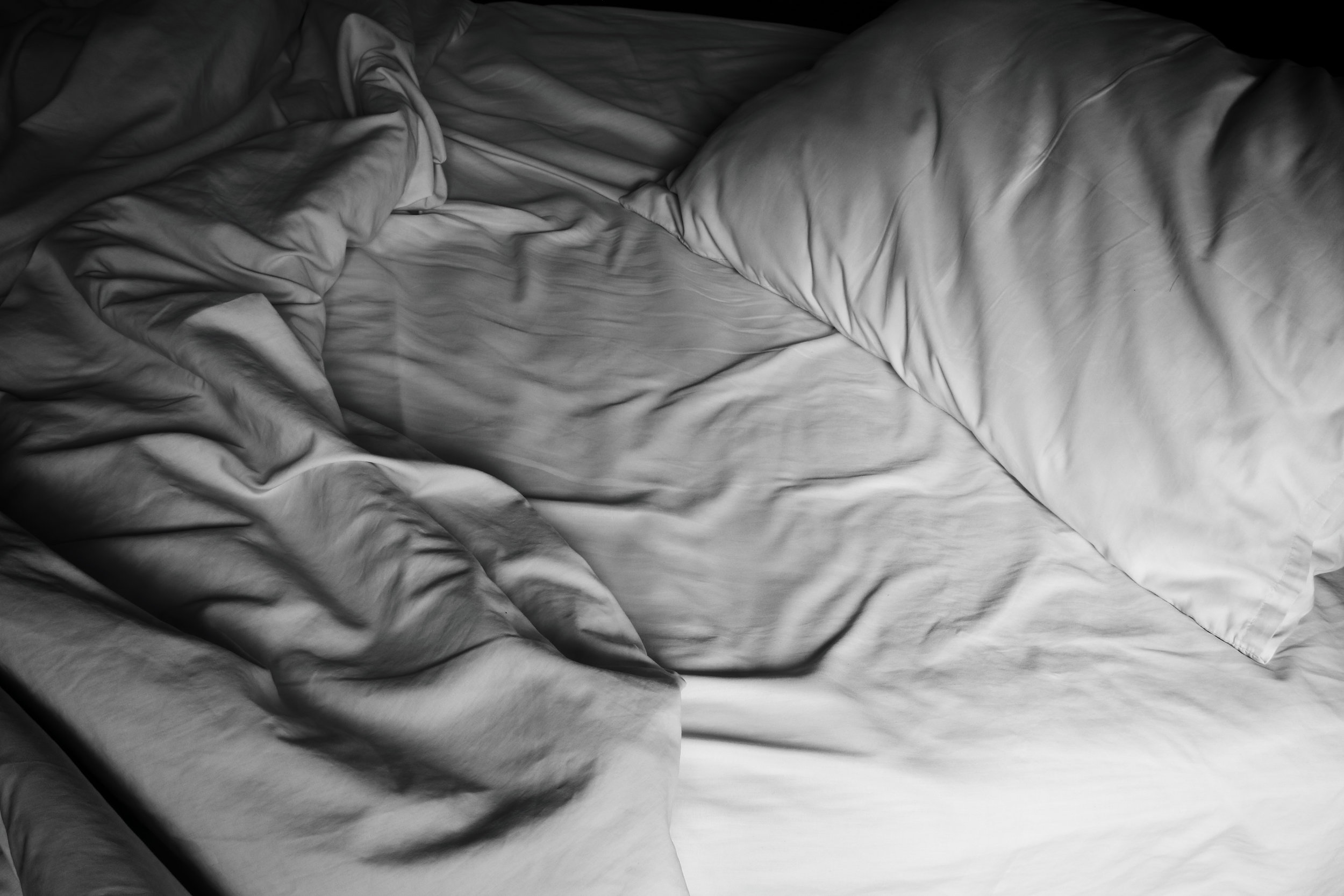 how to prepare for a good night sleep