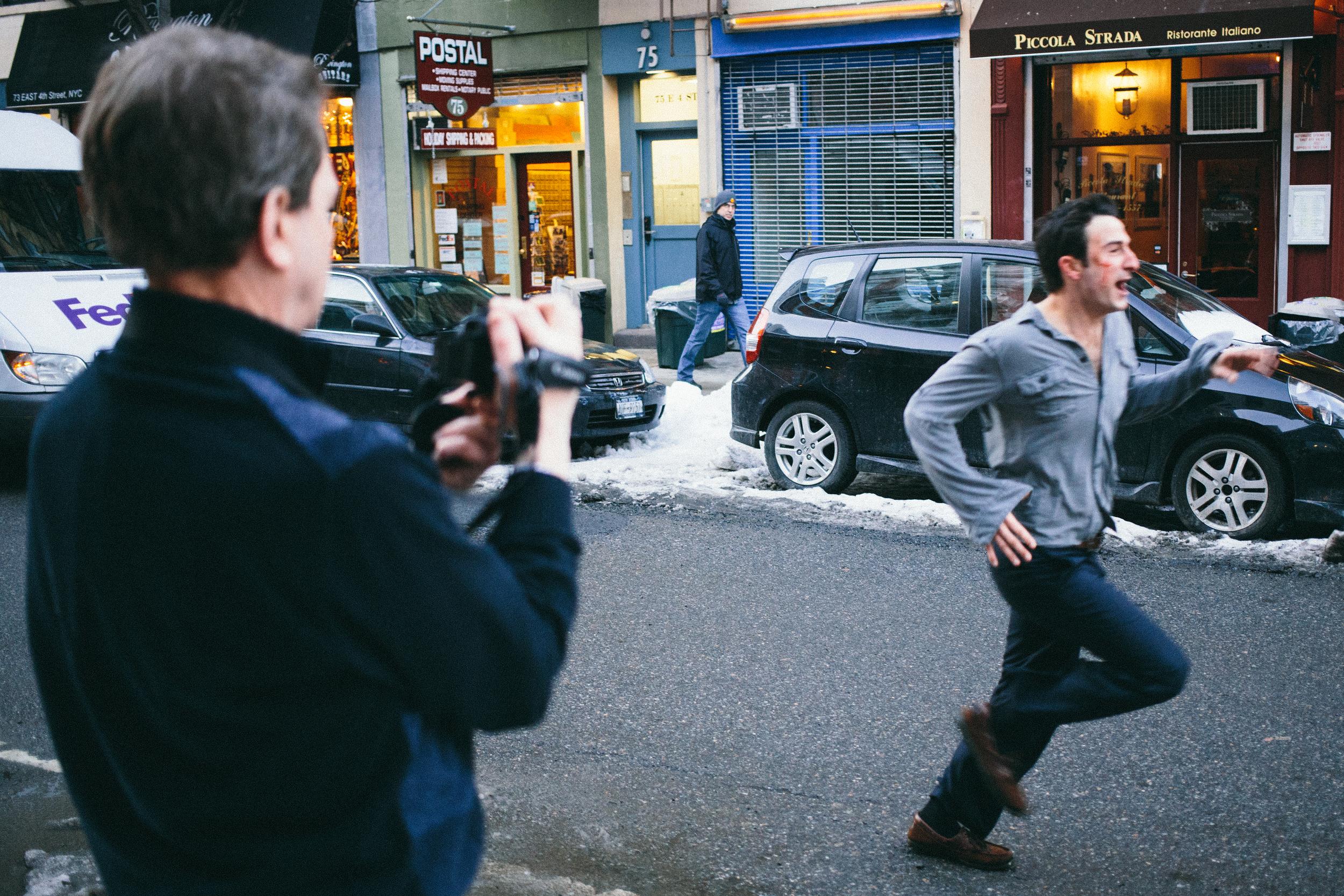 Teaser Video Shoot