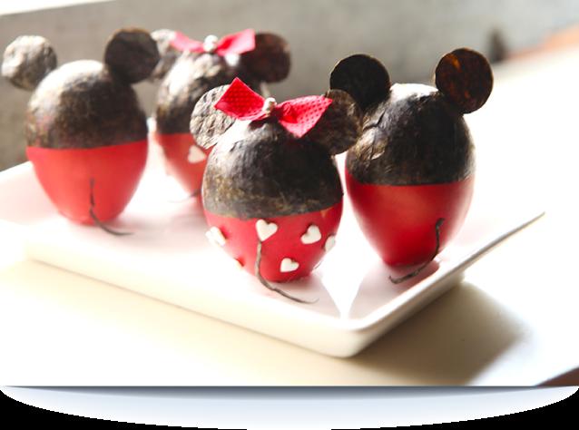 Mickey & Minnie's Anniversary party