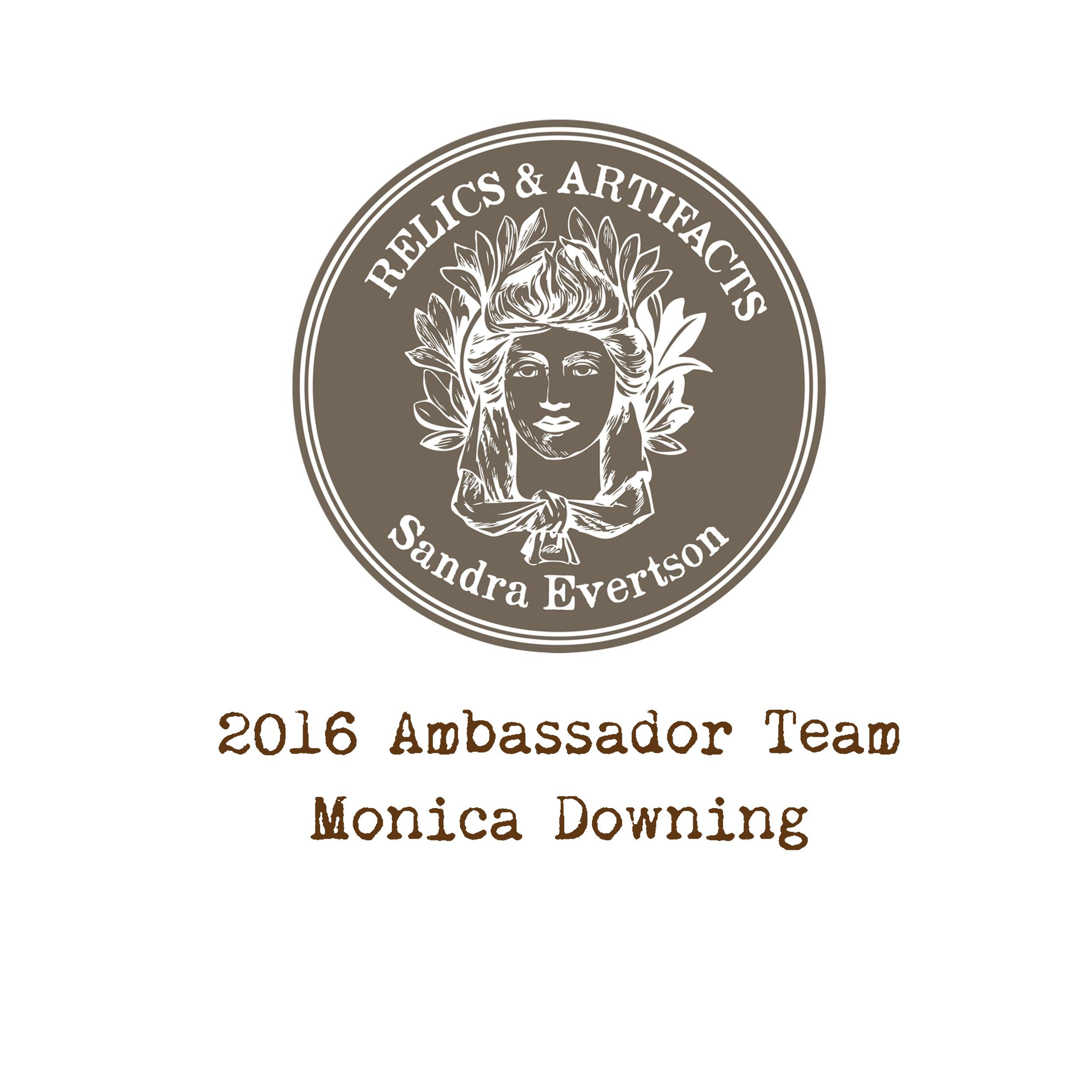 RELICS & ARTIFACTS® Ambassador Snapshot   Monica Downing