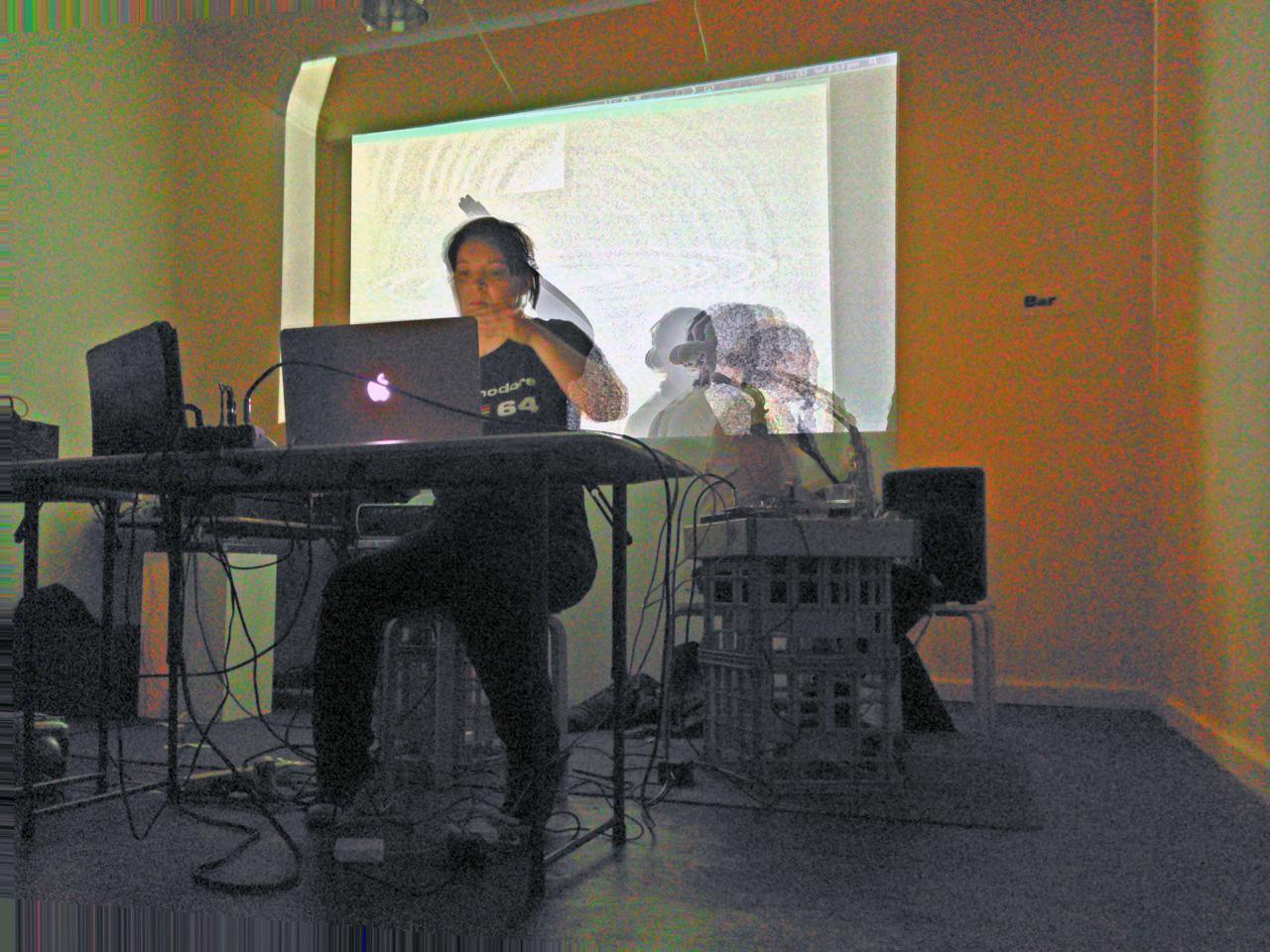 Conduit Arts | Tina Douglas | Lloyd Honeybrook | 23-05-2015