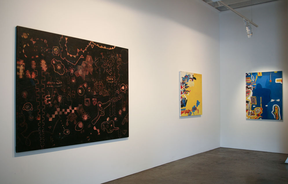 Tina Douglas | Installation view | Place Gallery, Melbourne | 2011