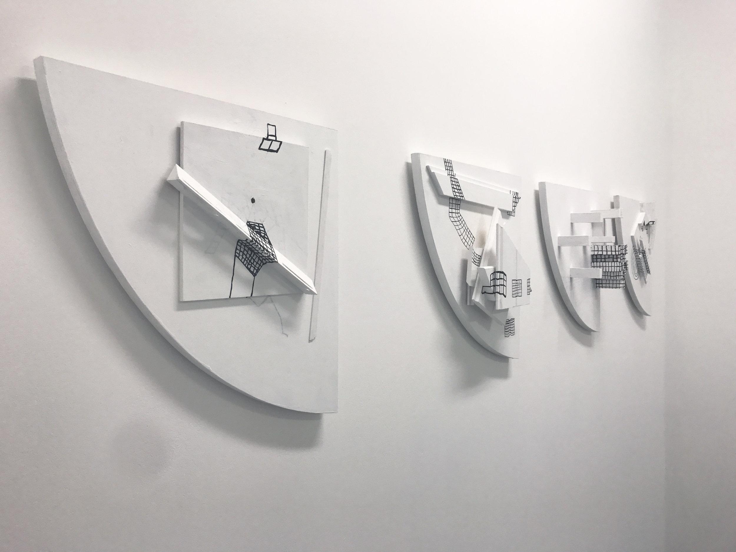 signalbox | installation view | 2017