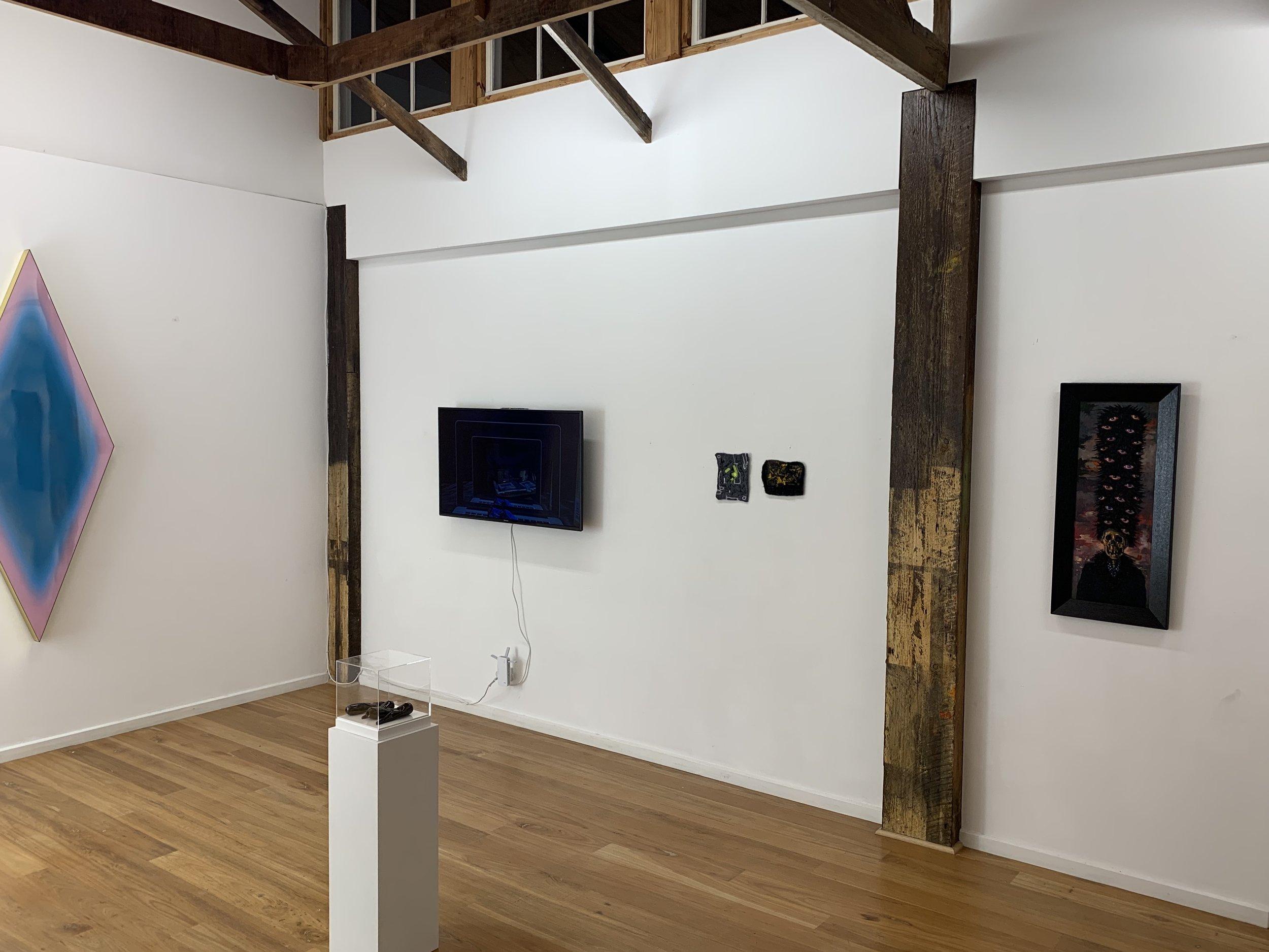 Shit I like 2019, installation view