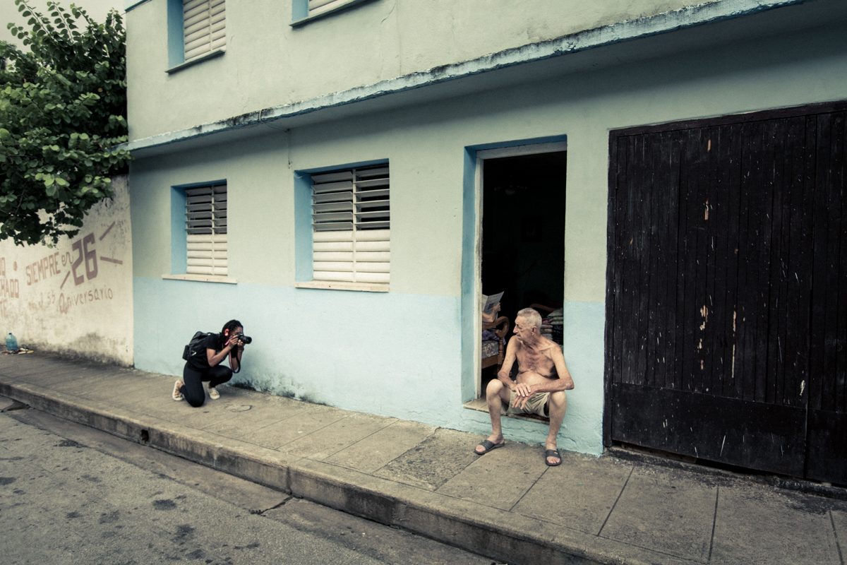 Brianna Shooting in Cuba