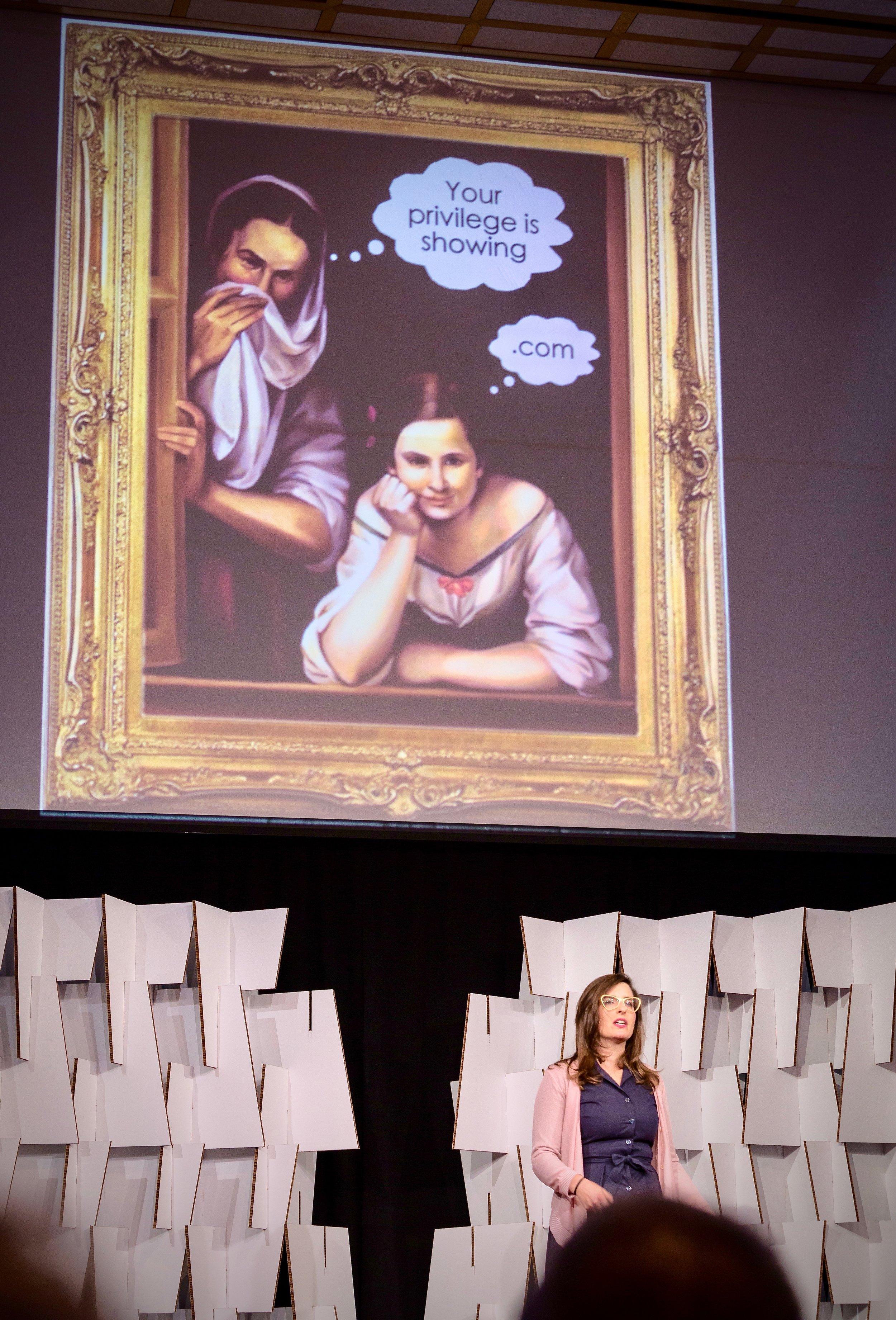 Speaking at TEDxBeaconStreet 2017