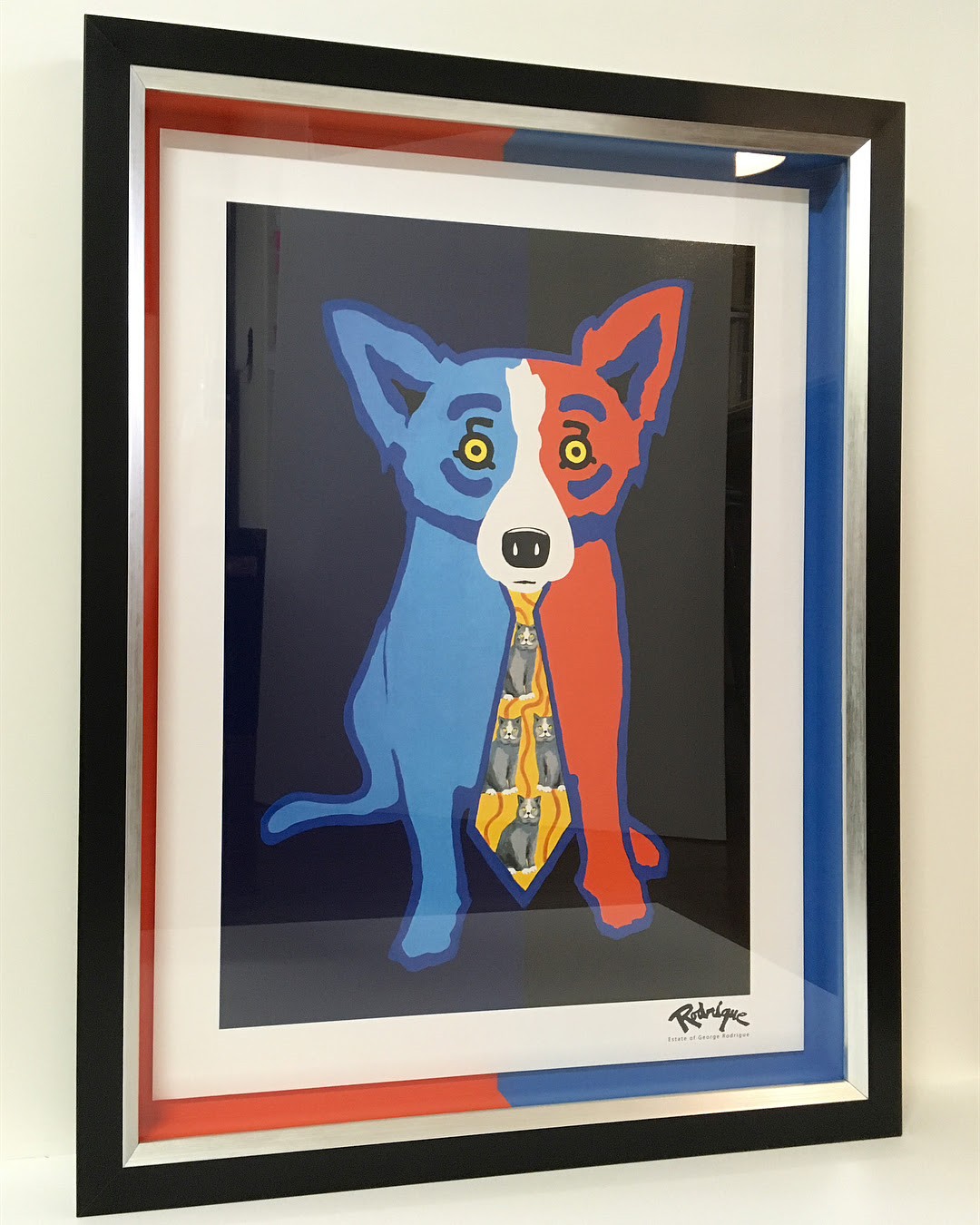 "George Rodrique ""Blue Dog"""