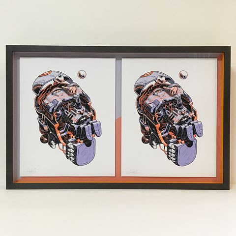 Framed Smithe Prints