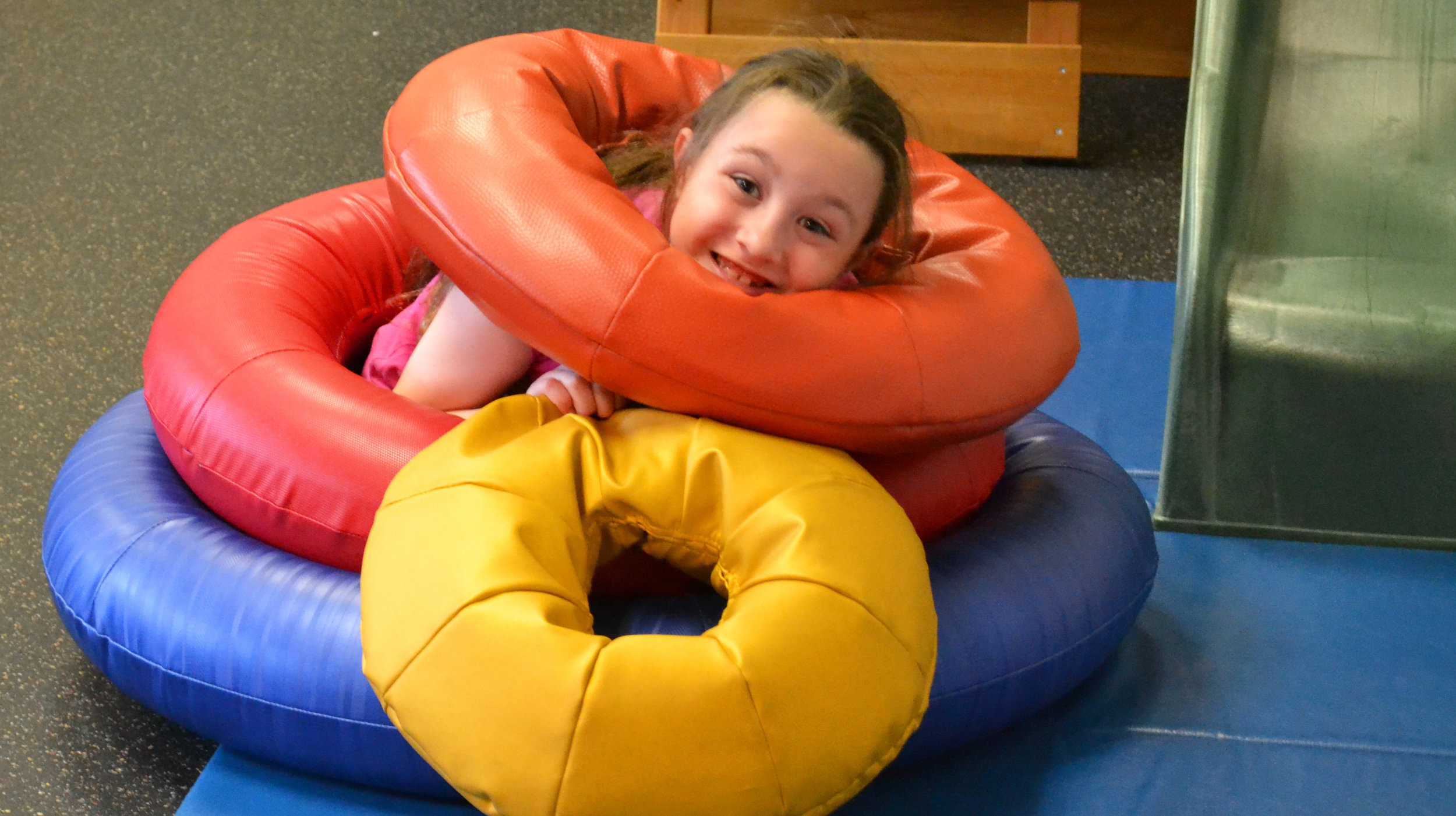 """""""The O-Rings are the best, you guys!"""" - Zoe, age 9"""