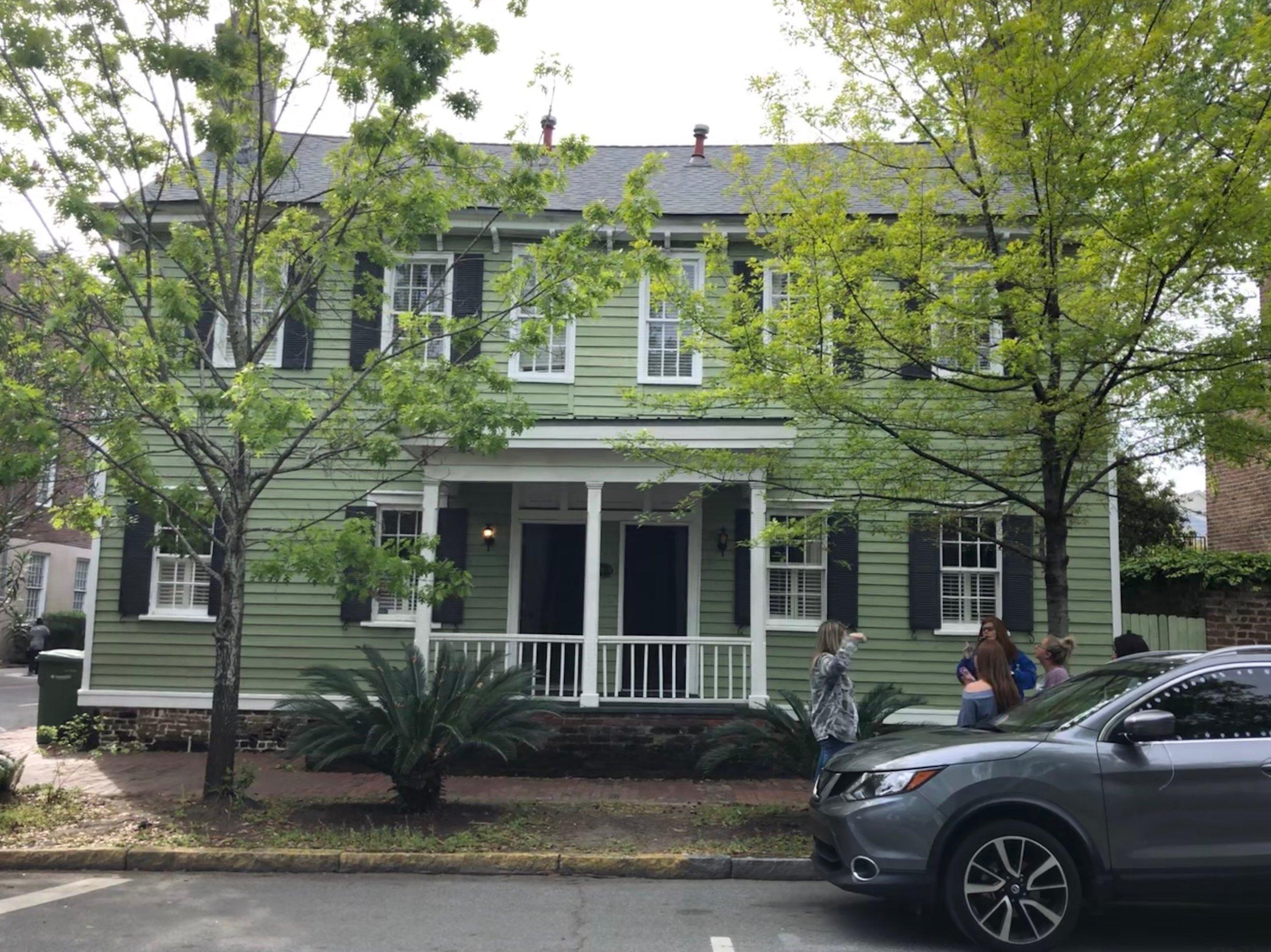 Henry Cunningham Estate - Savannah, GA