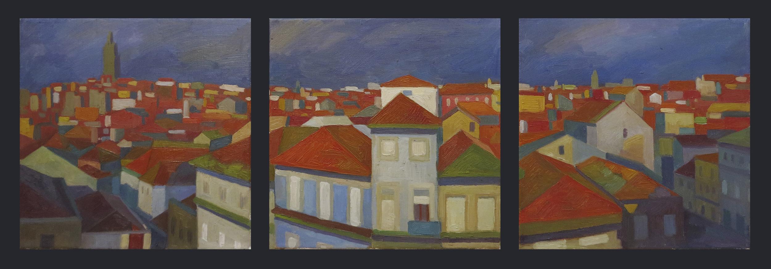 Porto Triptych