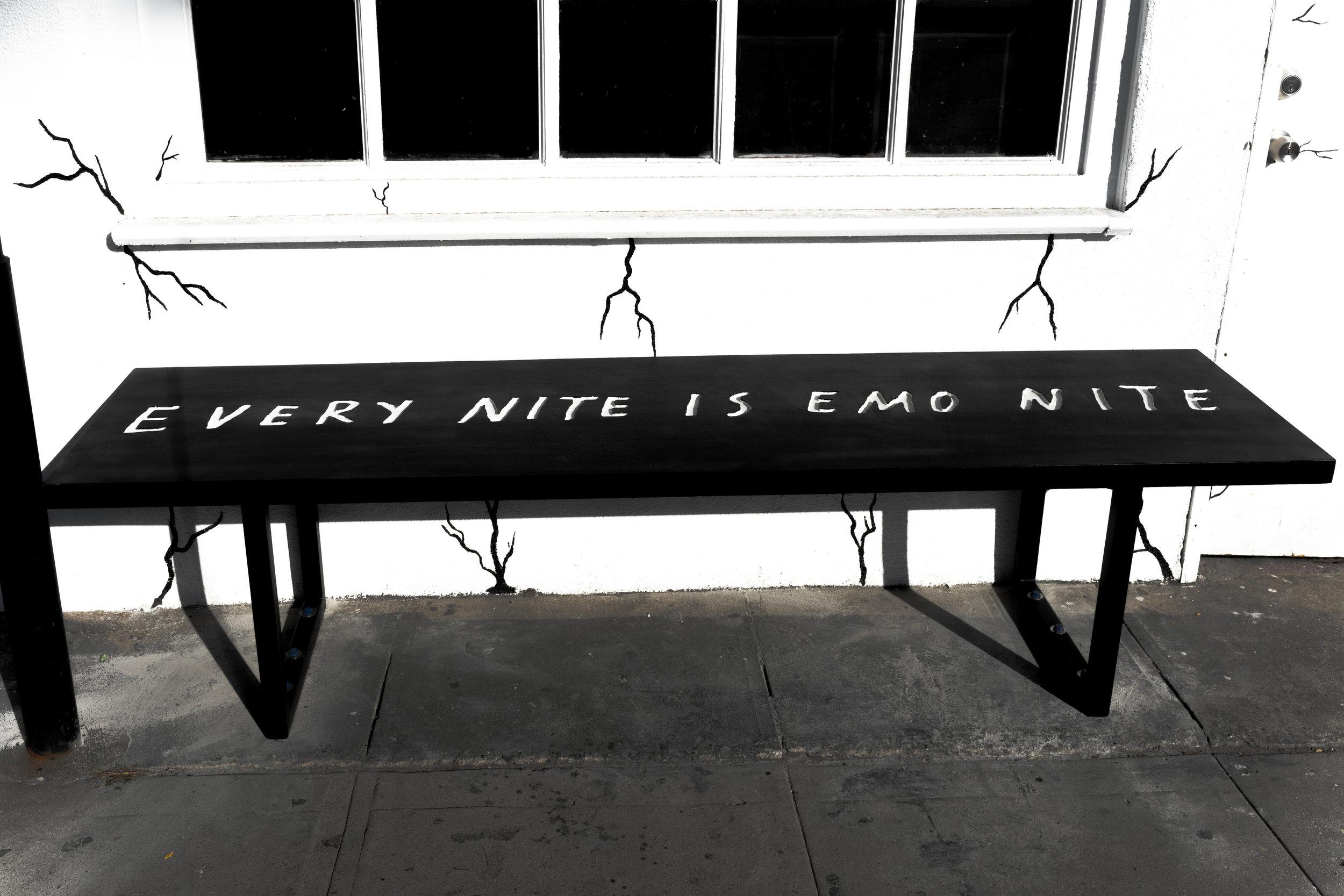 emo night storefront