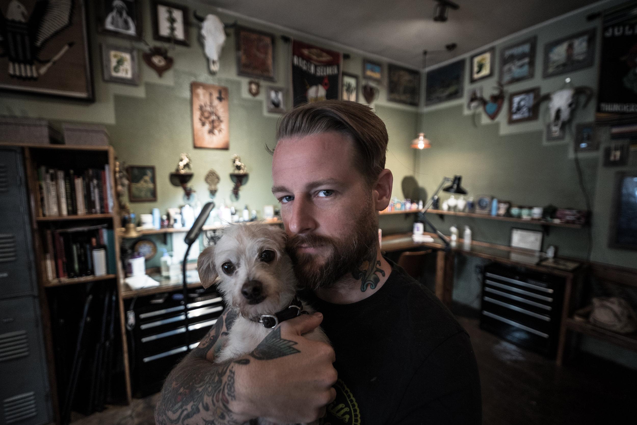 Thunderbird Tattoo LA