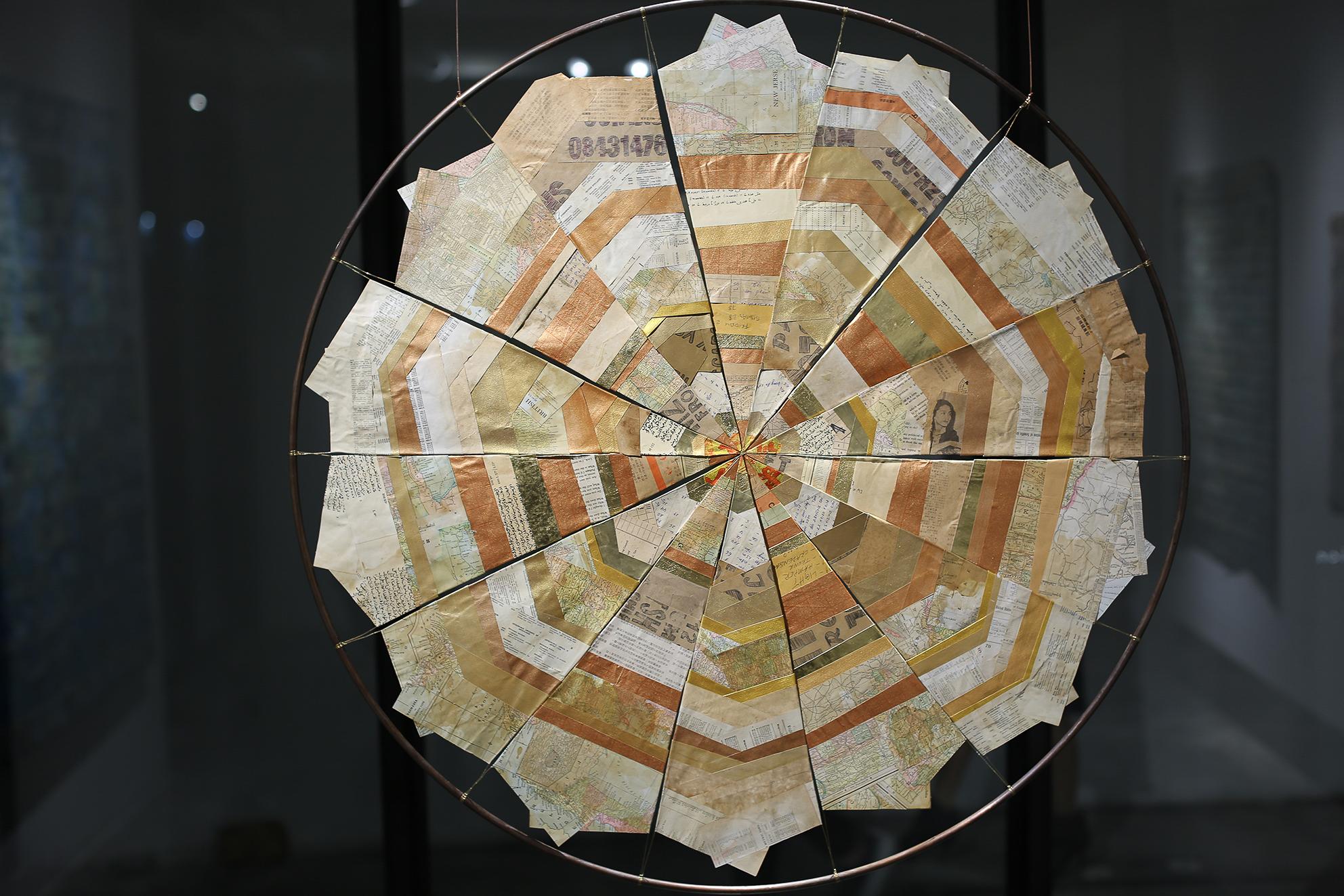 Copper radials