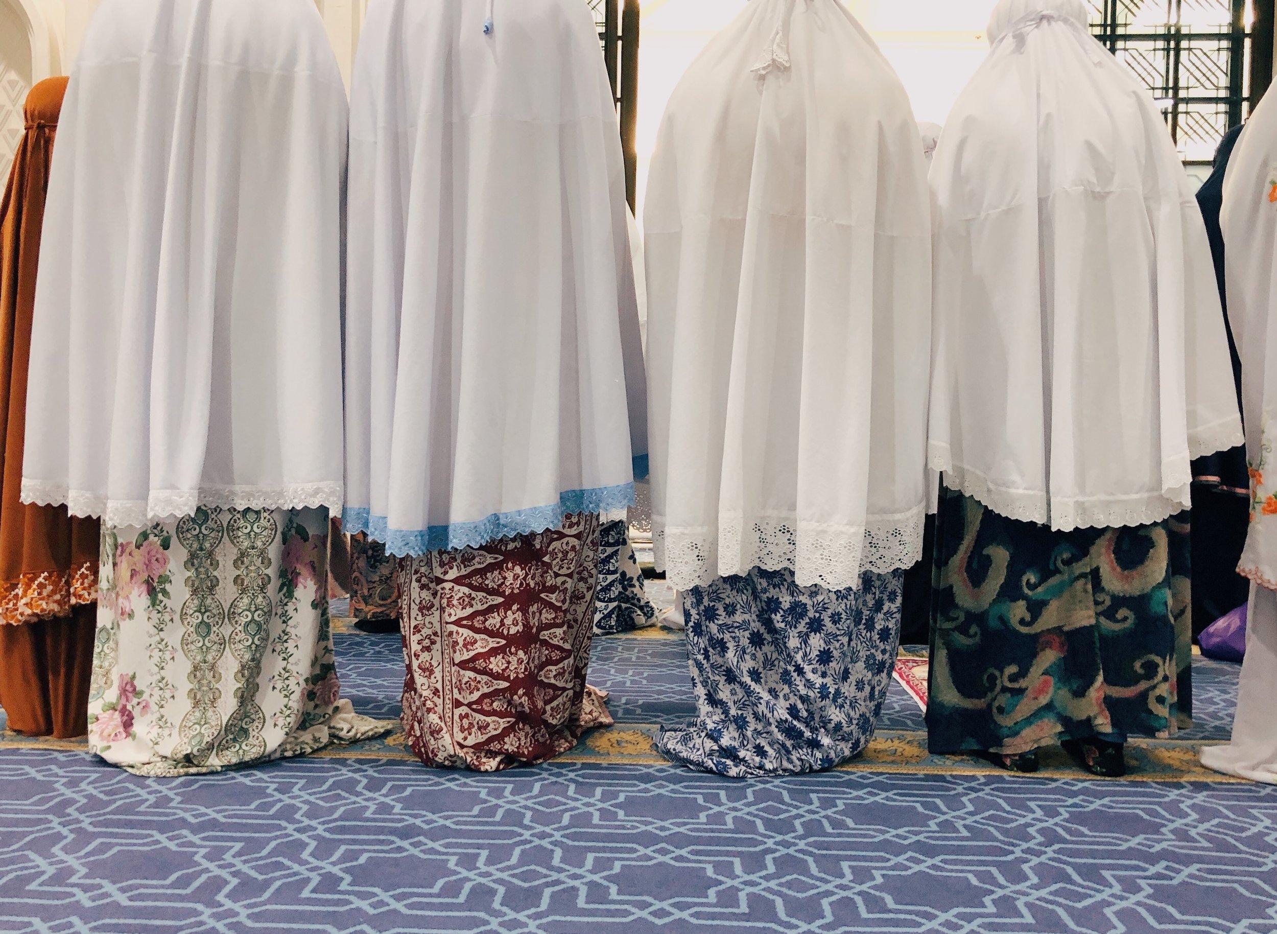 Last tarawih of 2019 / 1440 AH