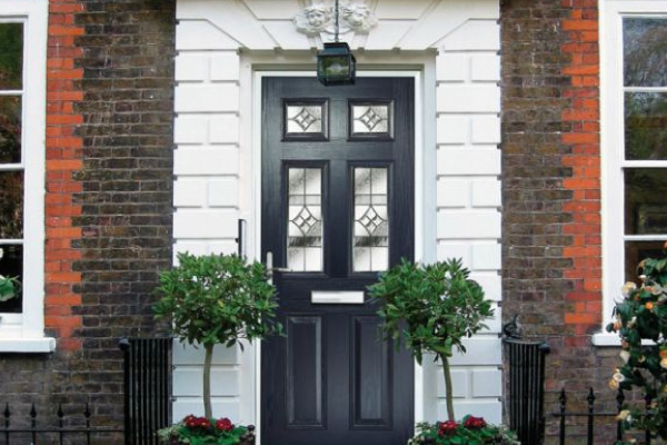 DOORS - Secure and stylish doors in PVC, Hardwood and Aluminium.