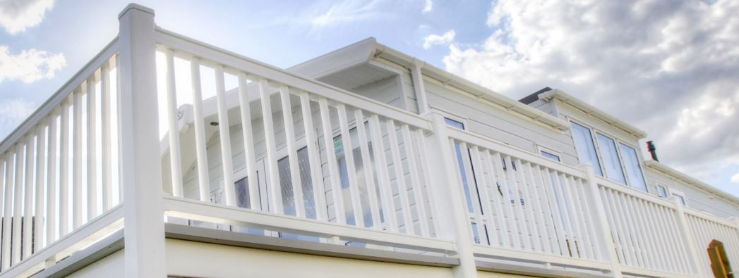 LINIAR DECKING - Beautiful, long-lasting and low maintenance UPVC decking.