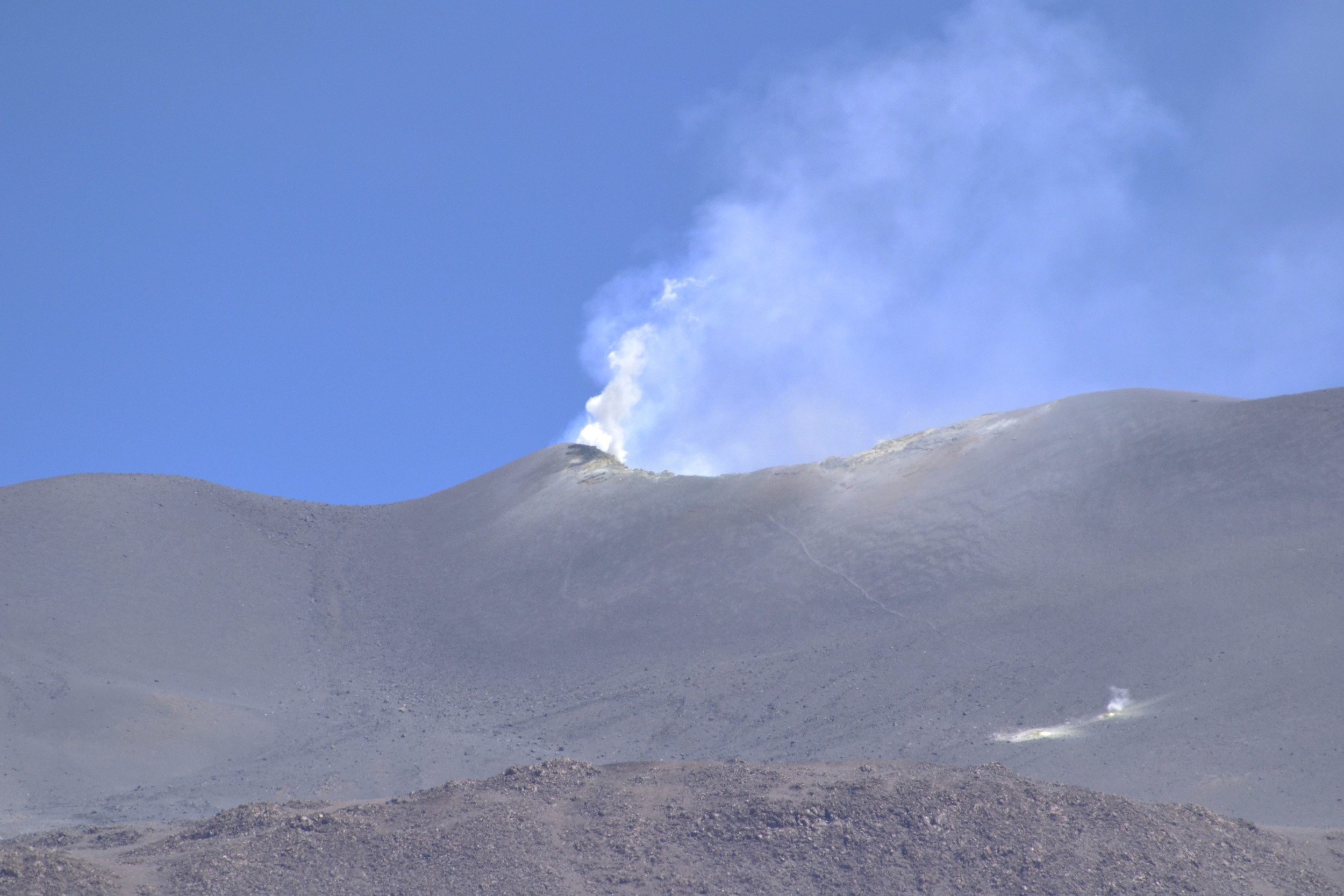 Just another set of fumaroles?