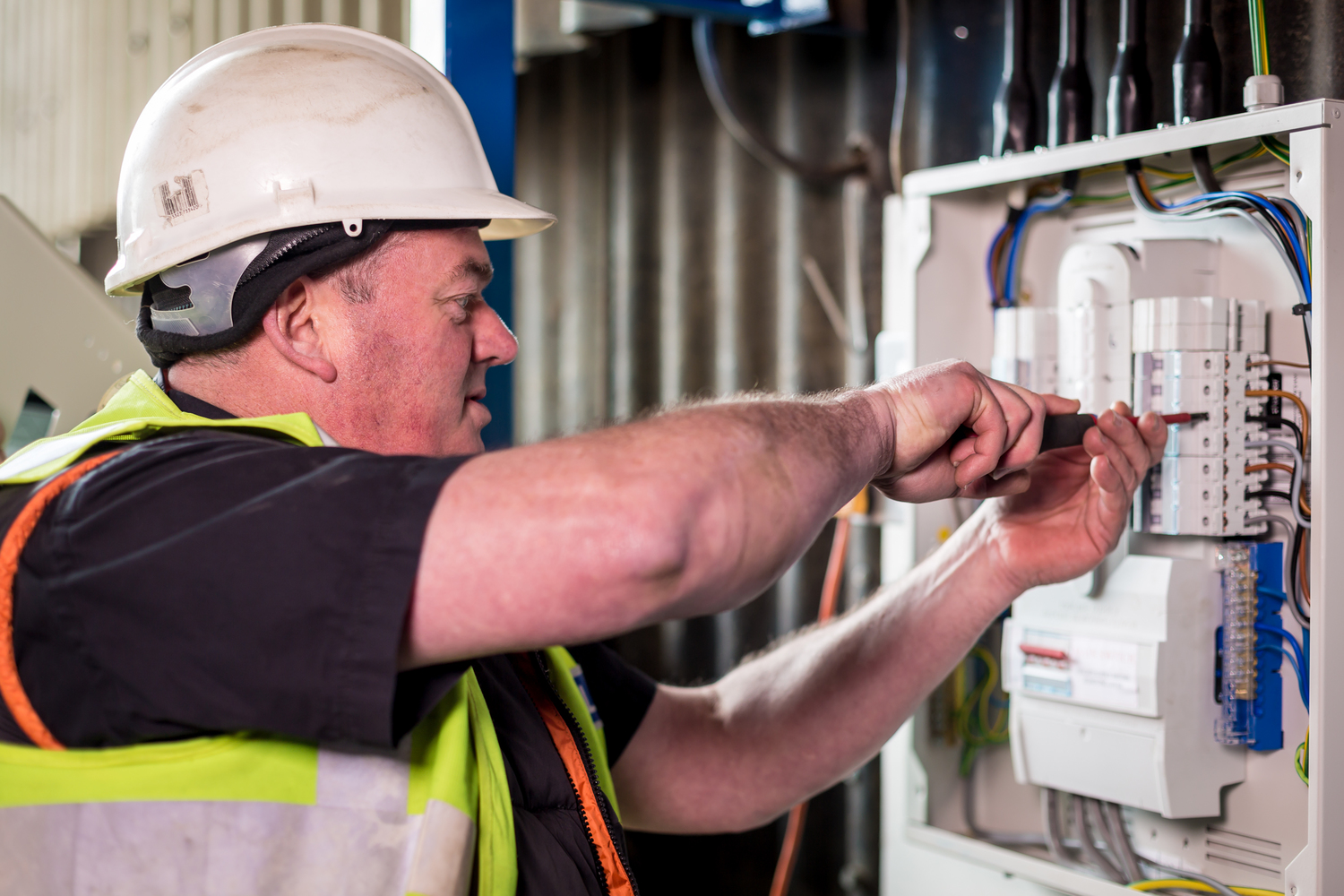 Domestic & Commercial — Eagle Electrical Lincolnshire Electricians