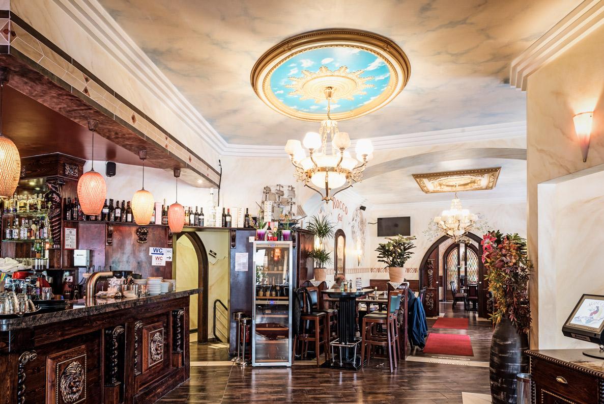 Restaurant ROCCO Charlottenburg Berlin