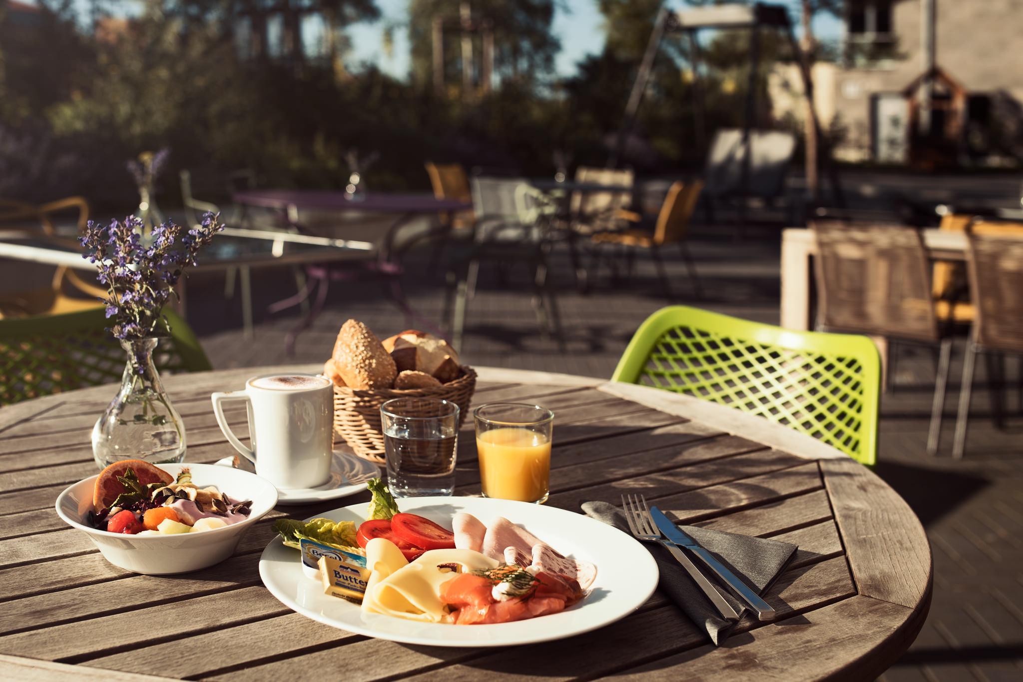 Grimm's Hotel Potsdamer Platz breakfast
