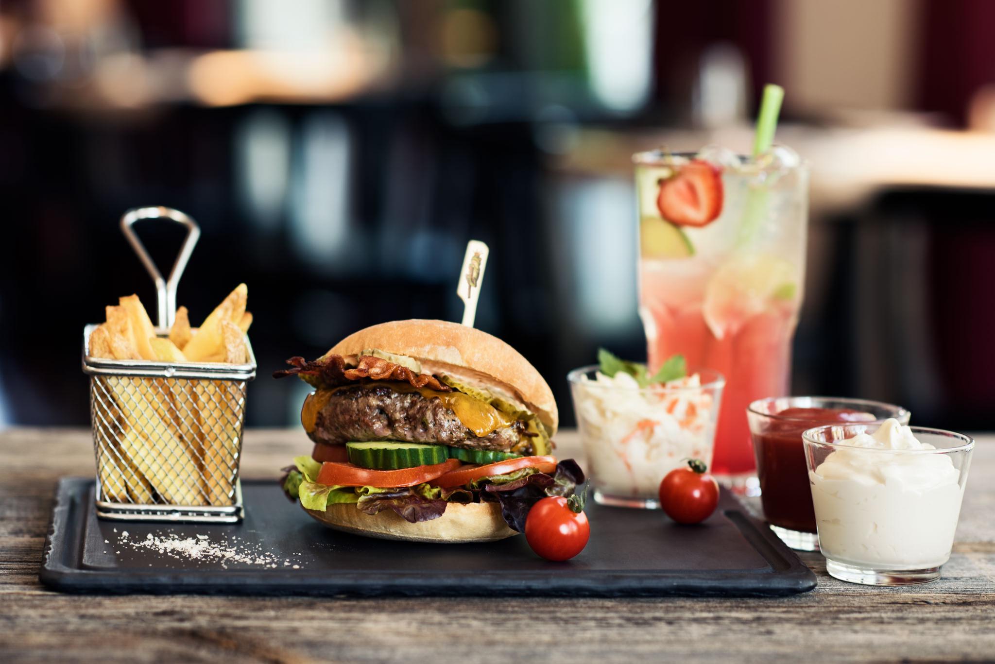 Grimm's Hotel Potsdamer Platz Burger