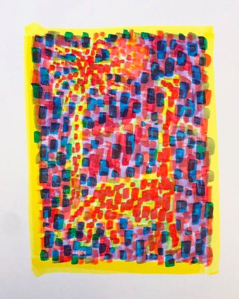 Til Will - Hemos cedido uno de nuestros espacios al artista americano Til Will, que trabajará durante las próximas semanas en Utopia126 realizando las obras para su nueva exposición en Nueva York.@til_will