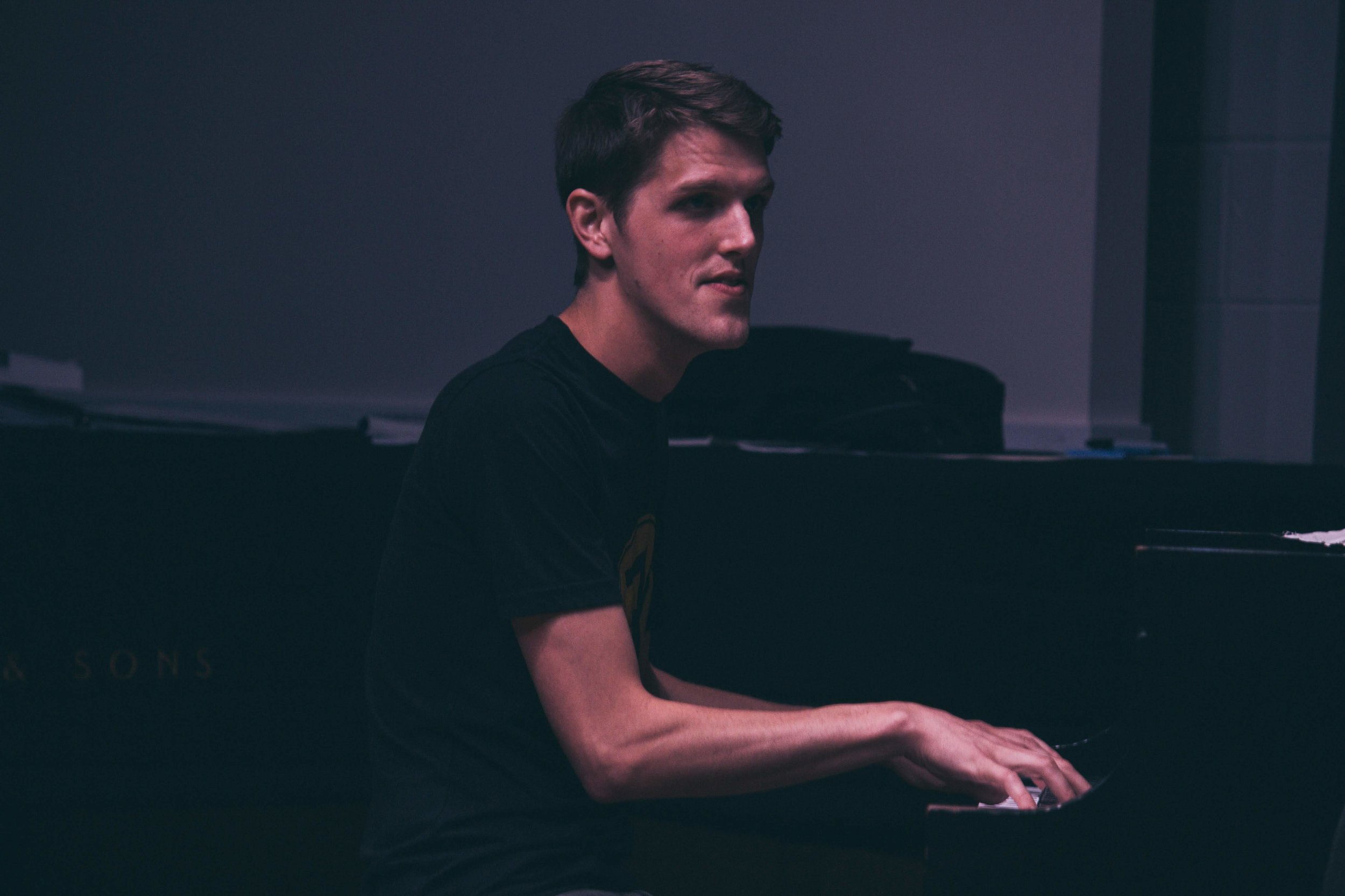 Ryan Connors, Guest Faculty Jazz & Piano
