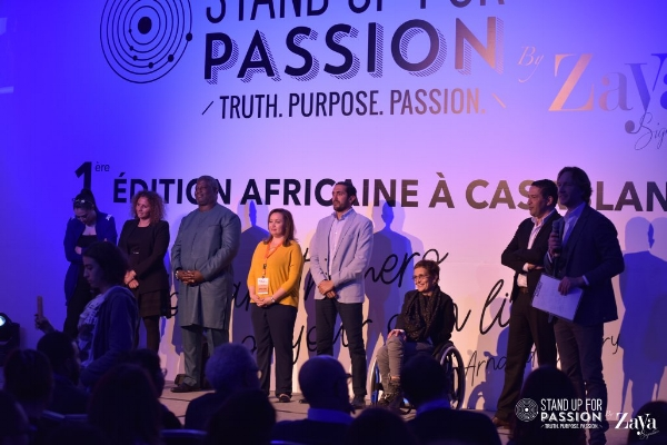 Events — Stand Up for Passion